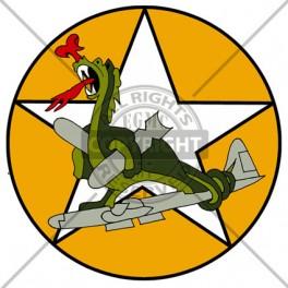 Znak 393rd Bomb Squadron